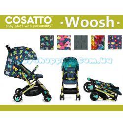Прогулянкова коляска Cosatto Woosh 2018 + бампер  фото, картинки | Babyshopping