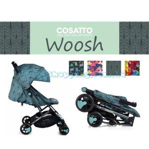 Прогулочная коляска Cosatto Woosh, 2018  фото, картинки | Babyshopping