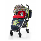 Прогулочная коляска-трость Cosatto Yo 2 , 2018 ����, �������� | Babyshopping