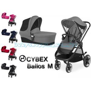 Универсальная коляска 2 в 1 Cybex Balios M, 2018 фото, картинки | Babyshopping
