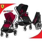 Прогулочная коляска Cybex Balios M for Scuderia Ferrari ����, �������� | Babyshopping