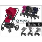 Прогулочная коляска Cybex Balios S, 2018 фото, картинки | Babyshopping