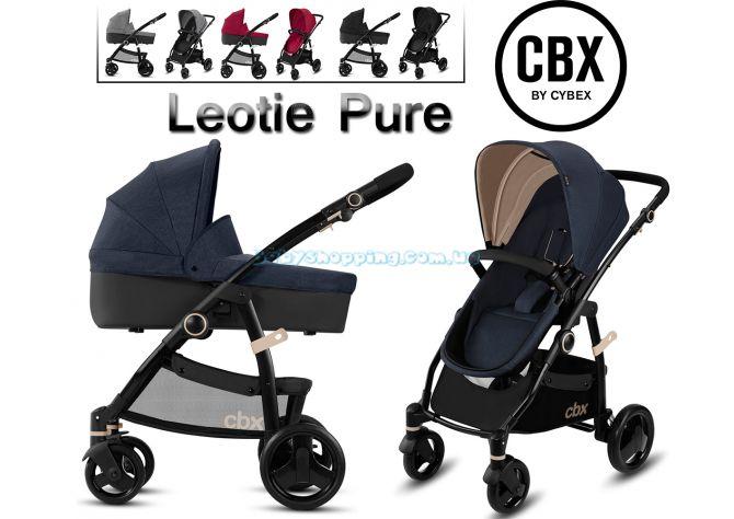 Универсальная коляска 2 в 1 CBX Leotie Pure фото, картинки | Babyshopping