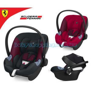 Автокресло Cybex Aton M i-Size for Scuderia Ferrari  фото, картинки | Babyshopping