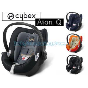 Автокресло Cybex Aton Q, 2018 фото, картинки | Babyshopping