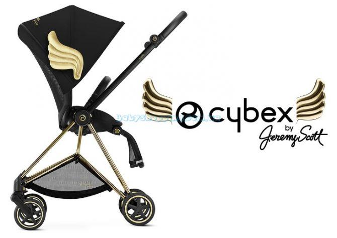 Прогулочная коляска Cybex Mios Wings by Jeremy Scott ����, �������� | Babyshopping