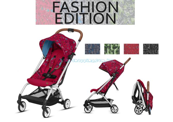 Прогулочная коляскаCybex Eezy S Values for Life Fashion Collection , 2018 ����, �������� | Babyshopping