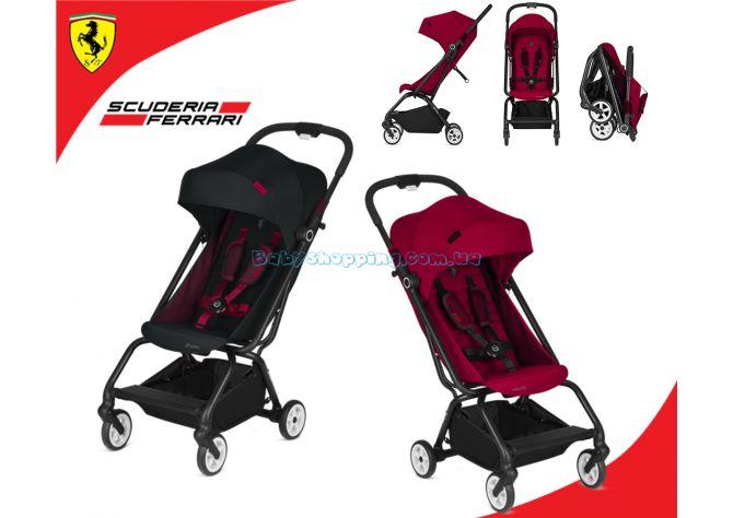 Прогулочная коляска Cybex Eezy S for Scuderia Ferrari ����, �������� | Babyshopping
