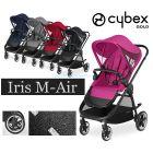 Прогулочная коляска Cybex Iris M-Air, 2018 ����, �������� | Babyshopping