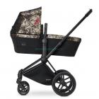Универсальная коляска 2в1 Cybex Priam Lux Butterfly Fashion Collection ����, �������� | Babyshopping