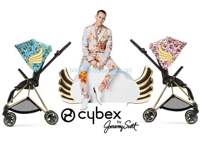 Прогулочная коляска Cybex Mios Cherubs by Jeremy Scott  ����, �������� | Babyshopping
