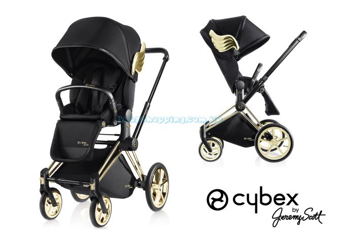 Прогулочная коляска Cybex Priam by Jeremy Scott ����, �������� | Babyshopping
