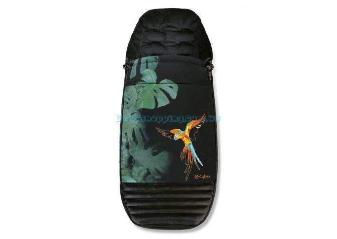 Чехол для ног Cybex Priam Footmuff Birds of Paradise  ����, �������� | Babyshopping