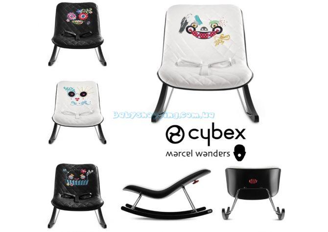 Кресло-качалка Cybex Rocker by Marcel Wanders  ����, �������� | Babyshopping