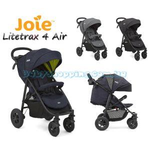 Прогулочная коляска Joie Litetrax 4 Air V2 фото, картинки | Babyshopping