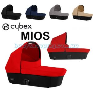 Люлька Cybex Mios Carrycot  фото, картинки | Babyshopping