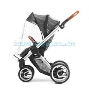 Дождевик на прогулочную коляску Mutsy Evo фото, картинки | Babyshopping