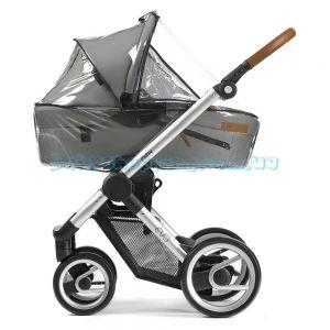 Дождевик на люльку Mutsy Evo  фото, картинки | Babyshopping