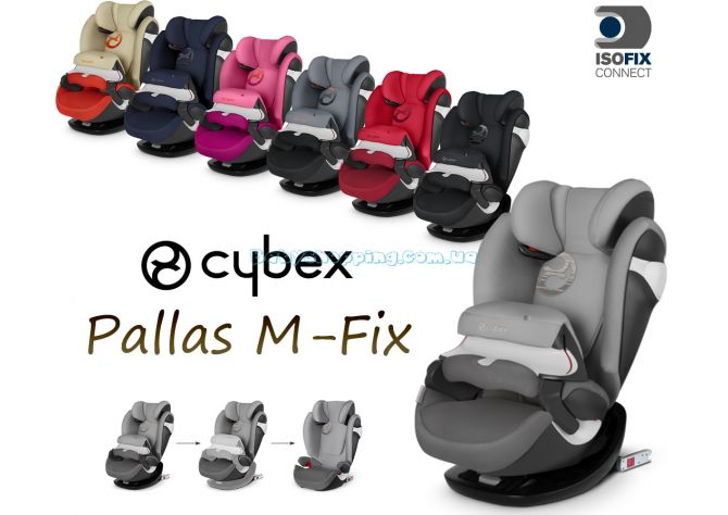 Автокресло Cybex Pallas M-Fix, 2018 ����, �������� | Babyshopping
