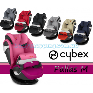 Автокресло Cybex Pallas M, 2018 фото, картинки | Babyshopping