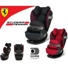 Автокресло Cybex Pallas S-Fix for Scuderia Ferrari ����, �������� | Babyshopping