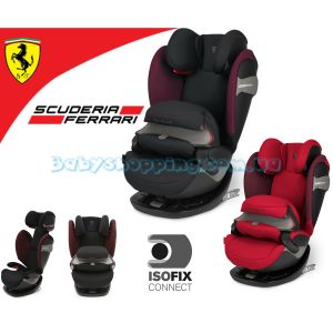 Автокресло Cybex Pallas S-Fix for Scuderia Ferrari фото, картинки | Babyshopping