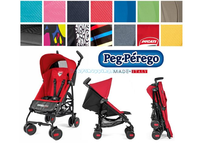 Прогулочная коляска-трость Peg-Perego Pliko Mini Classico, 2018 фото, картинки | Babyshopping