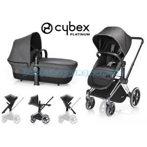 Универсальная коляска 2 в 1 Cybex Platinum Priam Light Seat  фото, картинки | Babyshopping