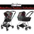 Универсальная коляска 2 в 1 Cybex Mios Rebellious Fashion Collection ����, �������� | Babyshopping