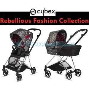 Универсальная коляска 2 в 1 Cybex Mios Rebellious Fashion Collection фото, картинки | Babyshopping