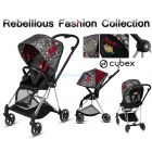 Прогулочна коляска Cybex Mios Rebellious Fashion Collection ����, �������� | Babyshopping