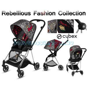 Прогулочна коляска Cybex Mios Rebellious Fashion Collection фото, картинки   Babyshopping