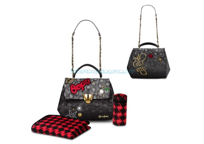 Сумка Cybex Rebellious Fashion Edition ����, �������� | Babyshopping