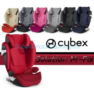 Автокресло Cybex Solution M-Fix, 2018 фото, картинки | Babyshopping