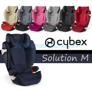 Автокрісло Cybex Solution M, 2018 фото, картинки | Babyshopping