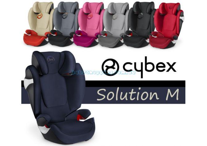 Автокресло Cybex Solution M, 2018 ����, �������� | Babyshopping