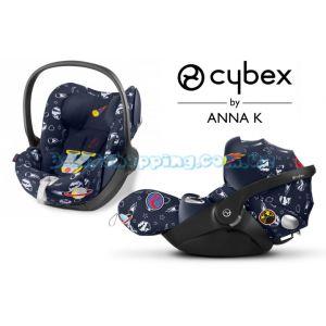 Автокресло Cybex Cloud Q by Anna K Space Rocket  фото, картинки | Babyshopping