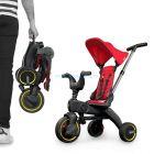 Трехколесный складной велосипед Doona Liki Trike S1  ����, �������� | Babyshopping