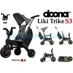 Трехколесный складной велосипед Doona Liki Trike S3 (PREMIUM)  фото, картинки | Babyshopping