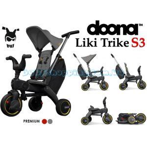 Триколісний складаний велосипед Doona Liki Trike S3 (PREMIUM)  фото, картинки | Babyshopping
