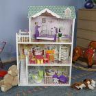 "Кукольный домик ""Beverly Hills"" EcoToys ZA-4108 ����, �������� | Babyshopping"