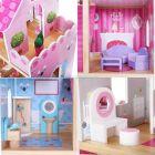 "Кукольный домик ""Nowa Malinowa"" EcoToys ZA-4119 ����, �������� | Babyshopping"