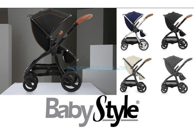 Прогулочная коляска BabyStyle Egg  ����, �������� | Babyshopping