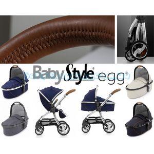 Универсальная коляска 2 в 1 BabyStyle Egg фото, картинки | Babyshopping