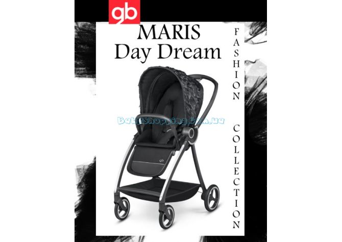 Прогулочная коляска GB Maris Day Dream Fashion Collection фото, картинки | Babyshopping