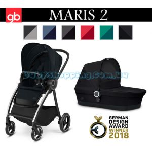 Универсальная коляска 2 в 1 GB Maris 2 , 2018 фото, картинки | Babyshopping