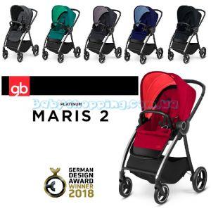 Прогулочная коляска GB Maris 2, 2018 фото, картинки | Babyshopping