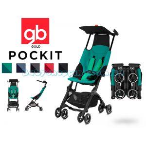Прогулочная коляска GB Pockit, 2018 фото, картинки   Babyshopping