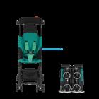 Прогулочная коляска GB Pockit, 2018 ����, �������� | Babyshopping