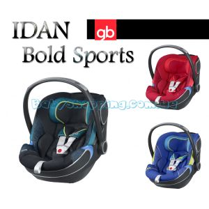 Автокресло GB Idan Bold Sports Fashion Edition, 2018 фото, картинки | Babyshopping